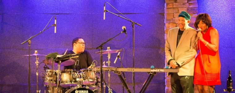 Performing with Legendary Roy Ayers